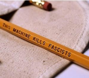 Fascist-killing pencil
